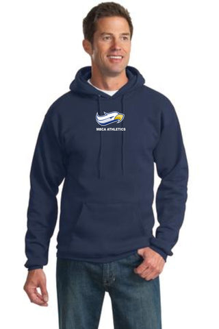 Port & Company® - Ultimate Pullover Hooded Sweatshirt - Embroidered