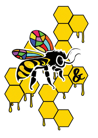Bee's Knees - Fine Art Print
