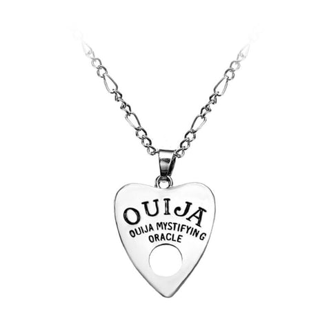 Ouija Pendant Necklace