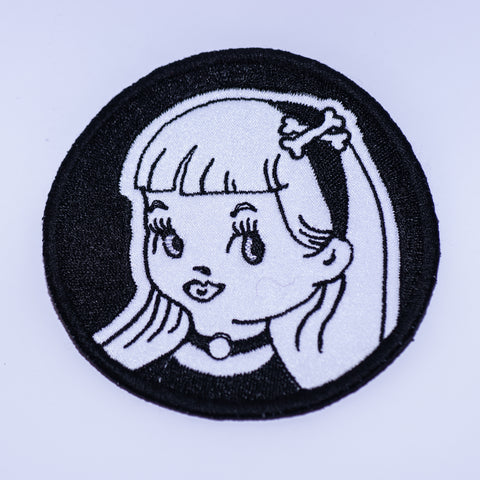 Doll&Bone Babydoll Logo Sew-On Patch