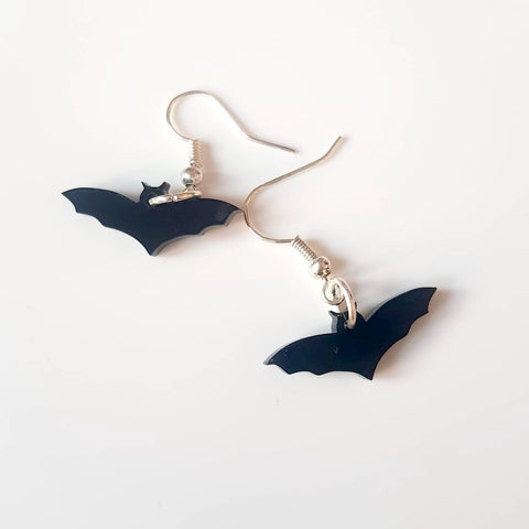 Mini Laser-Cut Acrylic Earrings