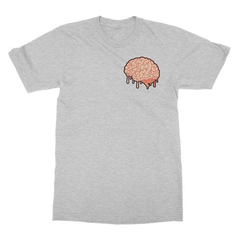 Brain Melt Softstyle T-Shirt
