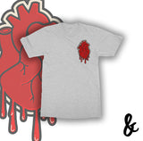 Bleeding Heart Softstyle T-Shirt