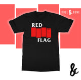Red Flag Softstyle T-Shirt