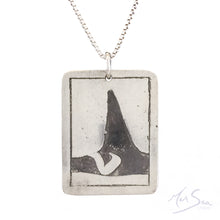Load image into Gallery viewer, Southern Resident Killer Whale ID Pendant
