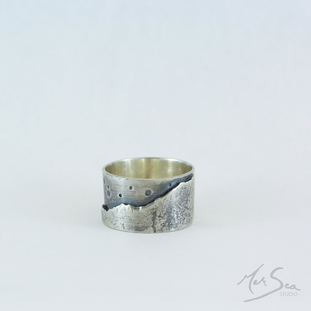 Customized Mountain Ring