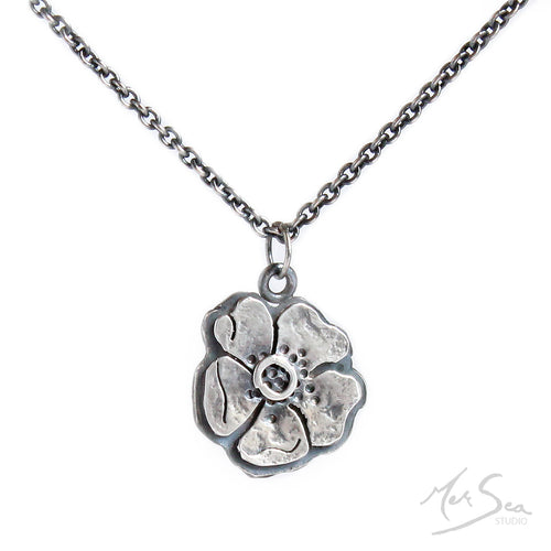 Wild Rose Pendant Only