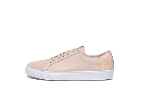 Kaanas San Rafael Leather Sneaker Blush