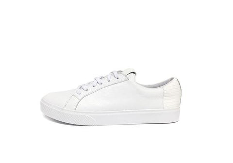 Kaanas San Rafael Leather Sneaker Cloud