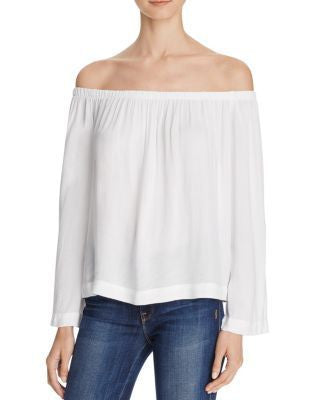 Bella Dahl Off-Shoulder Top