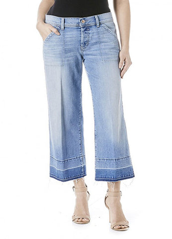 Level 99 'Sally Gaucho' Breakwater Jeans
