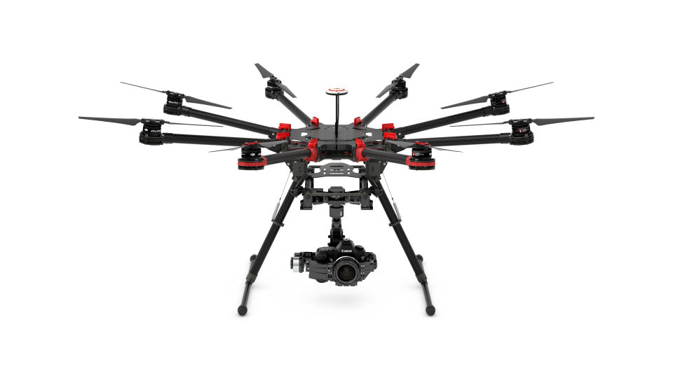 Spreading Wings S1000+ Zenmuse 3 Gimbal