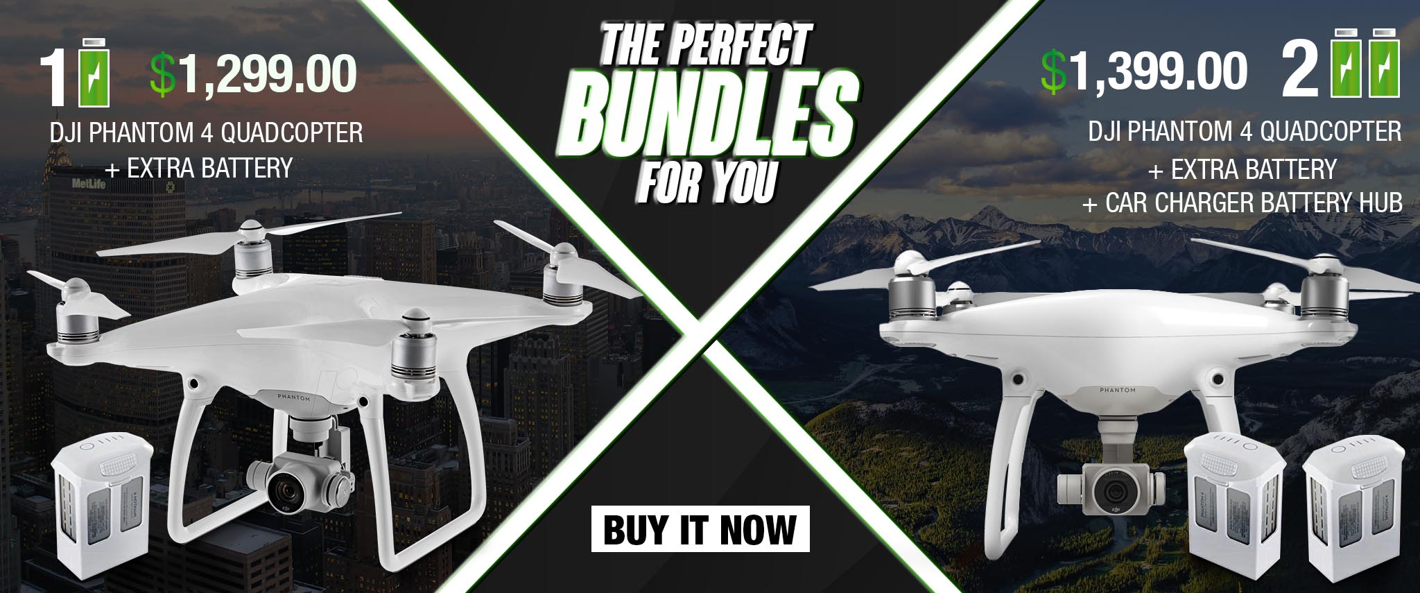 DJI Phantom 4 Sale, new low prices
