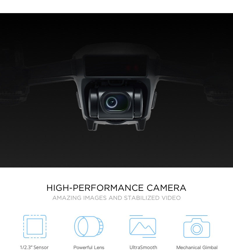 DJI Spark High Performance Camera