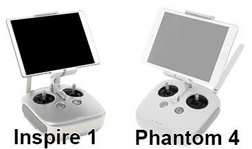 Remote Controllers for the DJI Inspire and Phantom 4