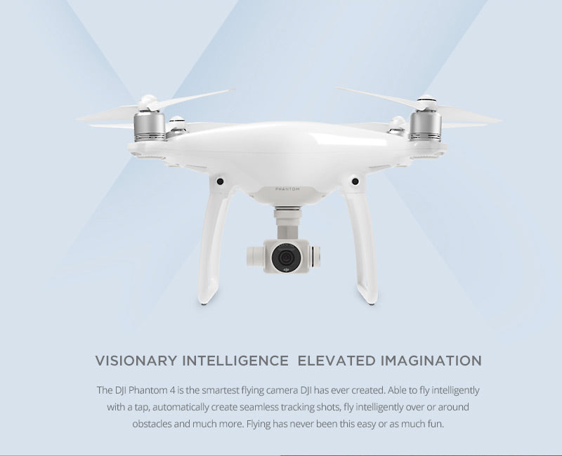 Phantom 4 - Visionary Intelligence Elevated Imagination