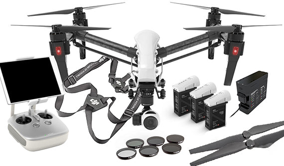 DJI Inspire 1 V2.0 Bundle Discount