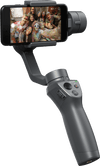DJI - Osmo Mobile 2 3-Axis Gimbal Stabilizer for Mobile Phones - Gimbal