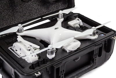 DJI Phantom 4 Drone Carry-On Hard Case - Cases