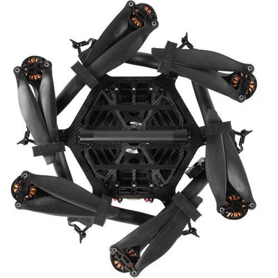 Alta 6 UAS for Professional Cinematography by Freefly - Commercial Drones