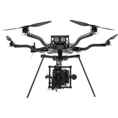 Alta 6 Uas For Professional Cinematography By Freefly