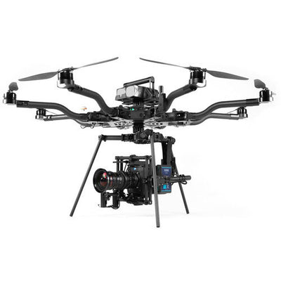 Alta 8 UAS for Professional Cinematography by Freefly - Commercial Drones