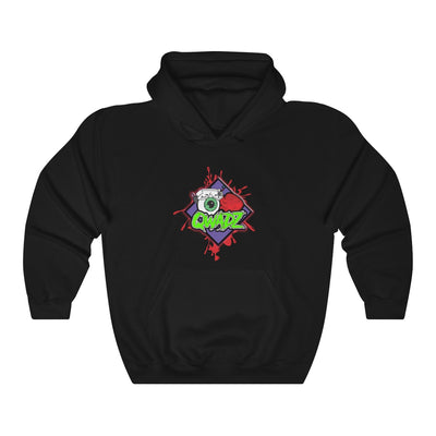 I Heart Quadz - Hooded Sweatshirt - hooded sweatshirt