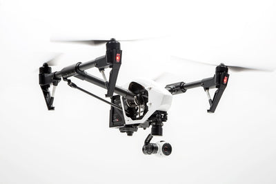 Inspire 1 V2.0 Quadcopter with 4K Camera & 3-Axis Gimbal - Refurbished - Refurbished Drone