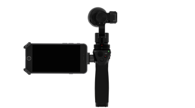 DJI Osmo X3 with Extra Battery, Tripod and Extension Rod Bundle - Gimbal