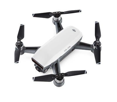 DJI Spark Drone -Fly More Combo With Remote & Accessories - Sky Blue - Drone
