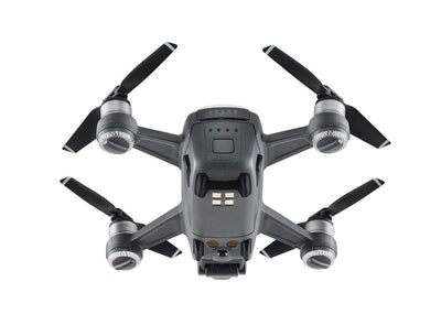 DJI Spark Drone -Fly More Combo With Remote & Accessories - Meadow Green - Bundle