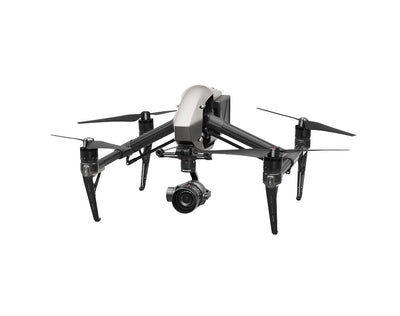 DJI Inspire 2 With Zenmuse X5S Camera CinemaDNG and Apple ProRes - Featured Drone