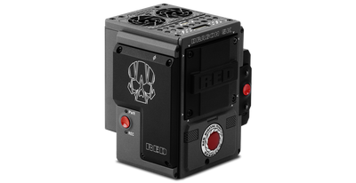 RED Scarlet-W Brain - Camera