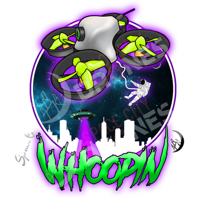 Space City Whoop - T-Shirt