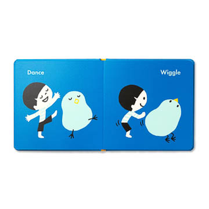 Wiggle Jump Tickle, A Little Book Of Actions