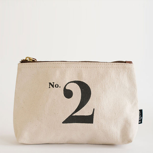 Pouch, Number 2, Medium