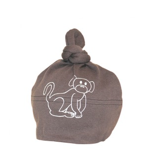Cinder Monkey Infant Hat