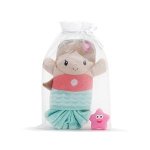 Mermaid 3pc. Bath Gift Set