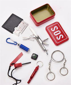 S.O.S. Outdoor Emergency Kit