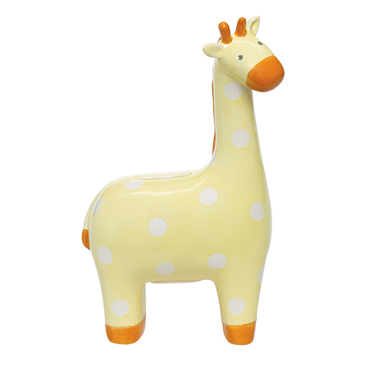 Giraffe Ceramic Bank