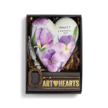 Load image into Gallery viewer, February Art Heart