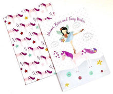 Load image into Gallery viewer, Fairy Stationery Notebook Set