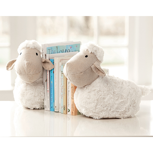 Lamb Bookends