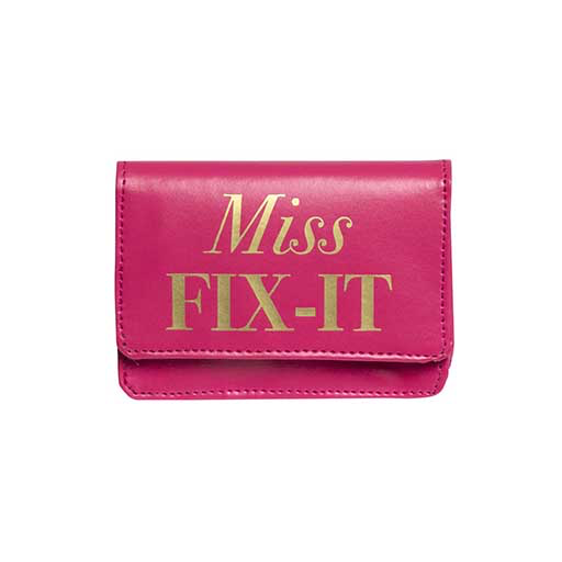 Emergency Kit Miss Fix- It