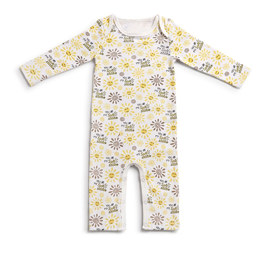You Are My Sunshine Elephant and Pajama Gift Set