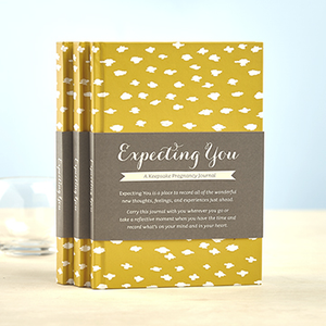Expecting You, A Keepsake Pregnancy Journal