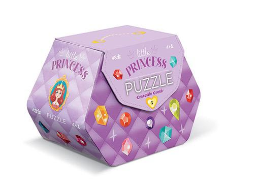 Little Princess Double Fun Puzzle