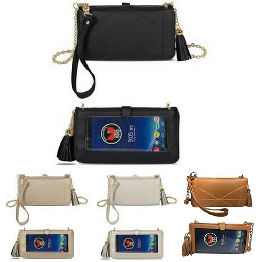 Allure Touch Screen Purse