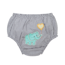 Load image into Gallery viewer, Elephant Bloomer 6-12m