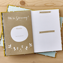 Load image into Gallery viewer, Expecting You, A Keepsake Pregnancy Journal